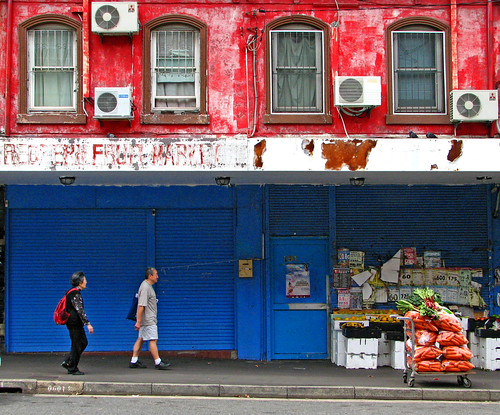 redfern fruit market