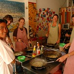Cooking Group - Battambang, Cambodia
