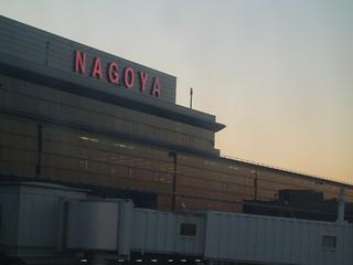 bye bye Nagoya