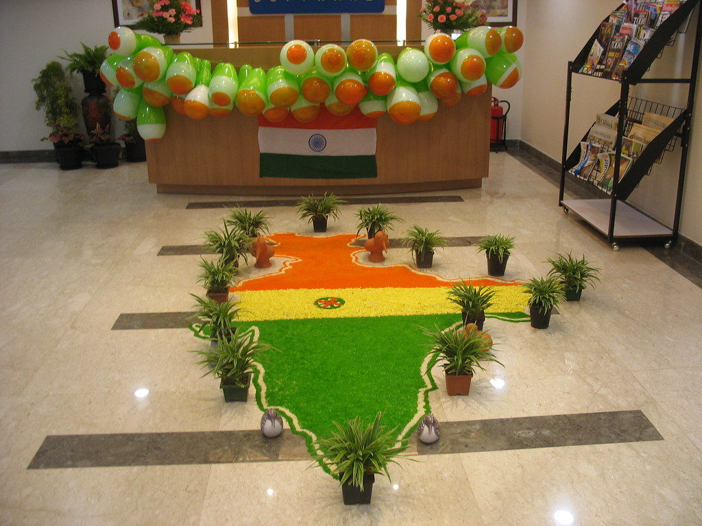 Gothic party decorations for 15th august independence day decoration ideas