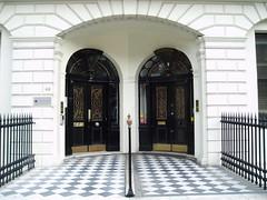 Doorways, Portland Place