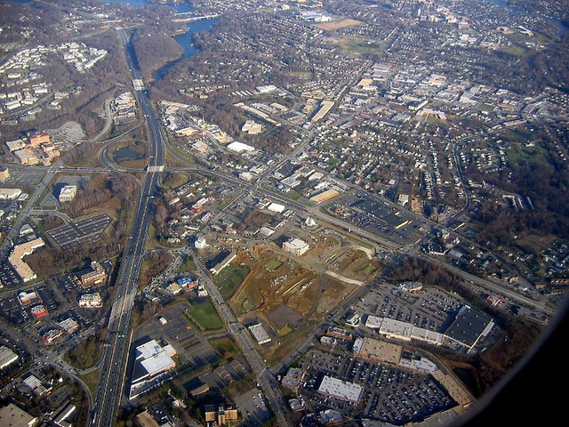 view of parole annapolis maryland from above flickr