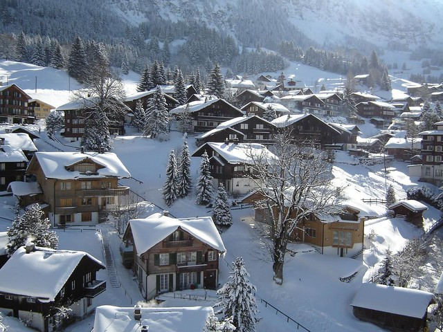 18 pueblos que parecen sacados de un cuento de navidad - Navidades en alemania ...
