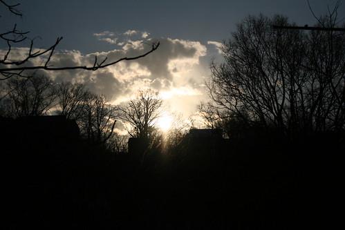 sunrise this morining # 1