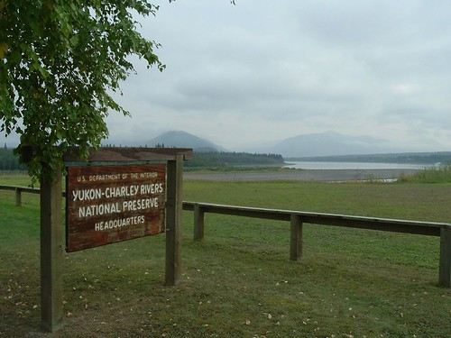 Yukon-Charley Rivers National Preserve - Eagle, Alaska