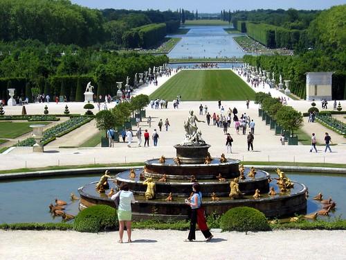 Château de Versailles - Palace Gardens