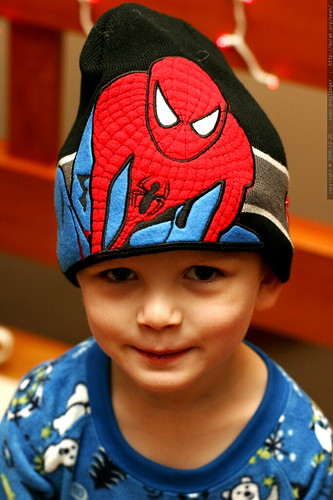 spiderman hat    MG 7375