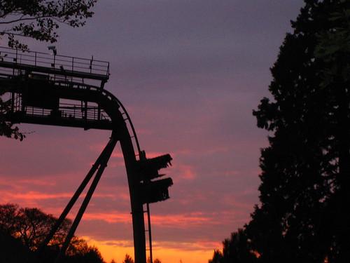 Oblivion Sunset