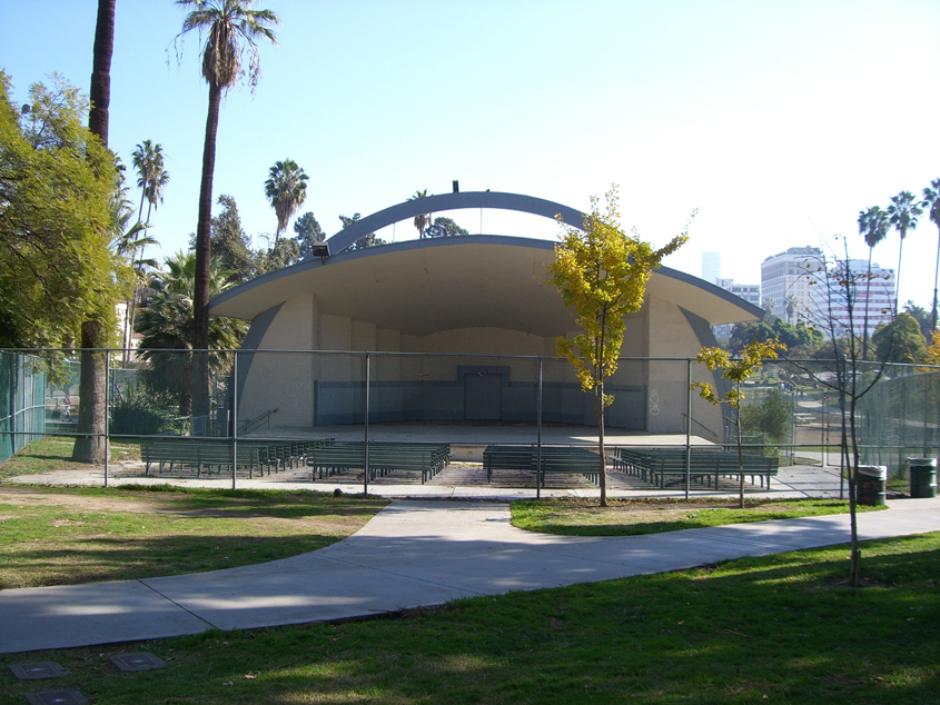 MacArthur Park Band Shell