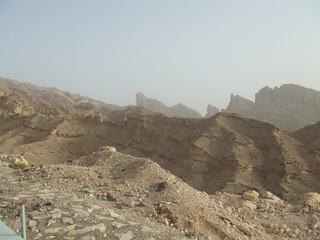 Jebel Laffitte, United Arab Emirates