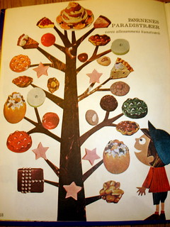 """Tryl med klip"" danish childrens book 1969"