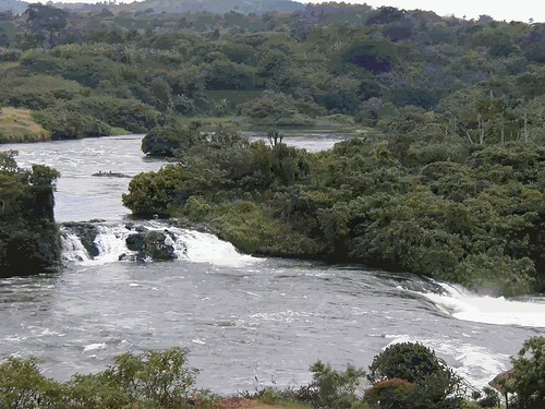 A photograph of the Nile Basin region of Uganda. A treaty is close to being agreed upon to integrate economic cooperation among African states where the world's longest river flows. by Pan-African News Wire File Photos