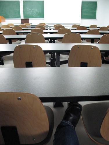 22/365 Days - Empty Classroom
