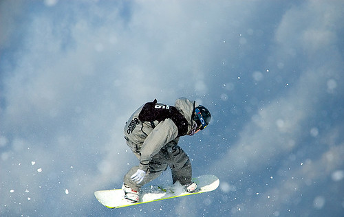 how to become a better snowboarder