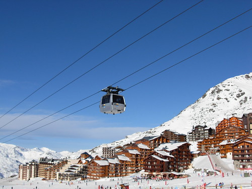 Val Thorens, Europe's highest resort