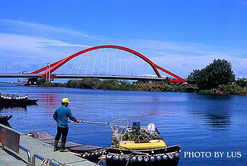 C818東港溪進德景觀大橋