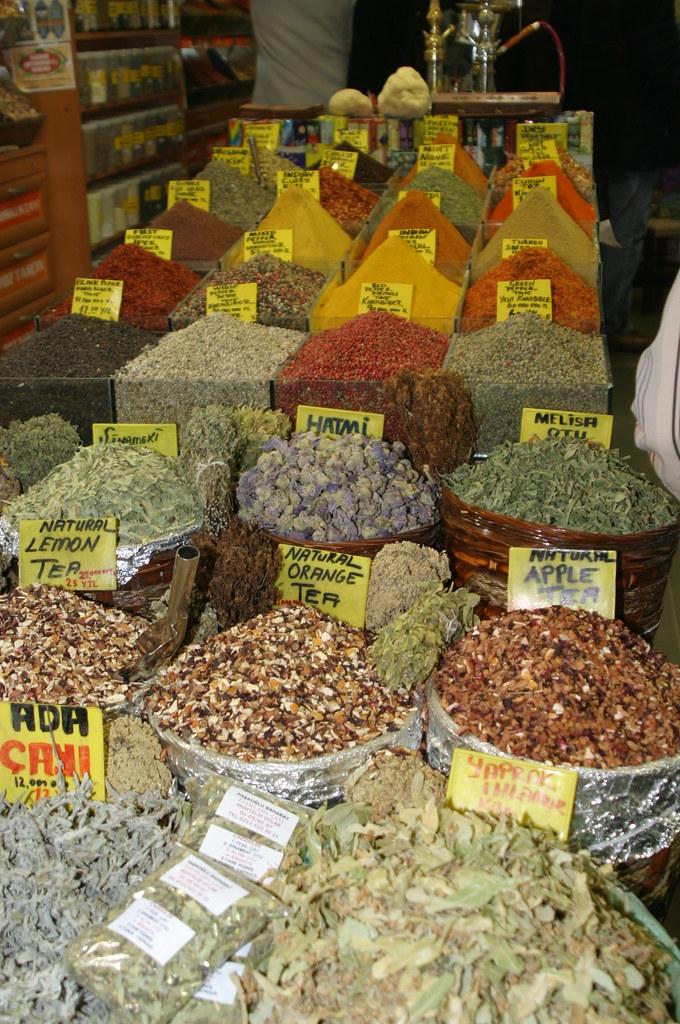 Spice Market (Mısır Çarşısı) Istanbul  Istanbuls Spice Mar…  Flickr - ...