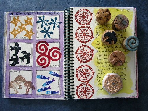 Journal Stamps