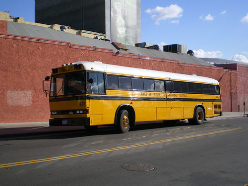 Crown School Bus
