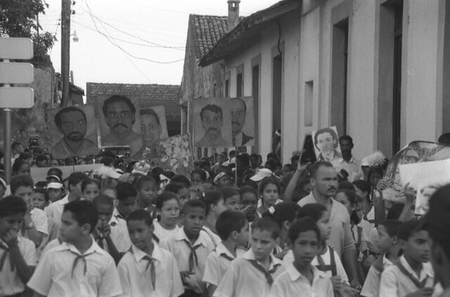 Students Celebrating Culture Week - Baracoa, Cuba
