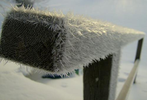 coat of snow