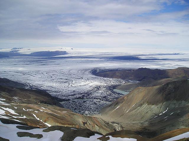 Skeiðarárjökull & Norðurdalur