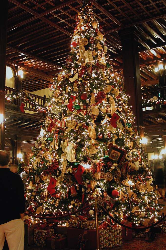 Hotel Del Coronado Christmas Tree Flickr Photo Sharing