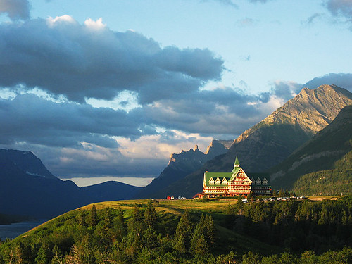 Waterton Morning