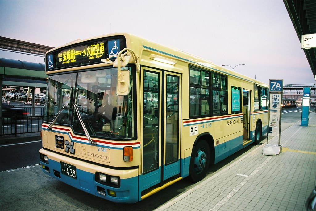 Hankyu Bus @ ITM/RJOO