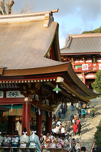 Tsurugaoka Hachiman Shrine [ 鶴岡八幡宮 / 鎌倉 ]