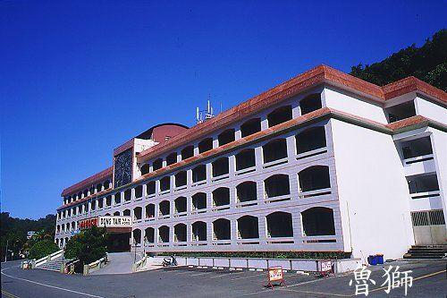 U032卑南知本東台灣溫泉飯店