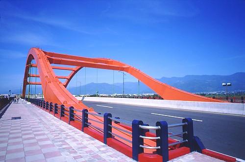 U116台東日光大橋