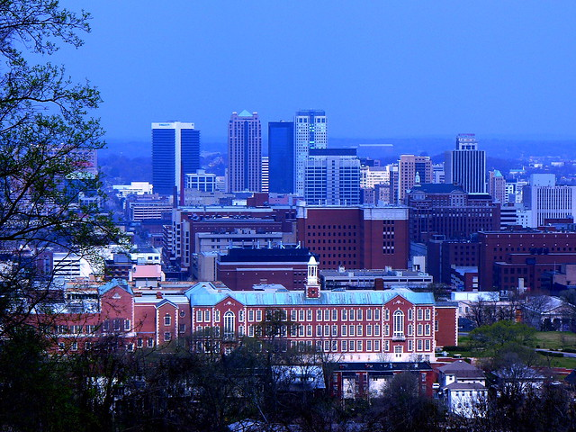 Birmingham Alabama Travel Guide