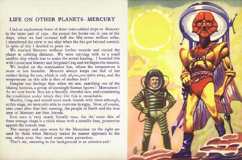 Life On Mercury