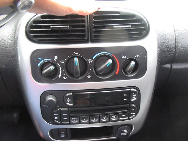 new car interior radio air con heater flickr photo sharing. Black Bedroom Furniture Sets. Home Design Ideas