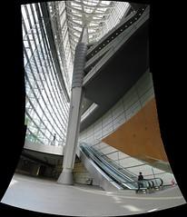 Tokyo International Forum - panorama
