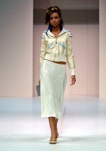 dupione jacket and sailor pant culotte