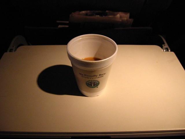 There's no escape from Starbucks