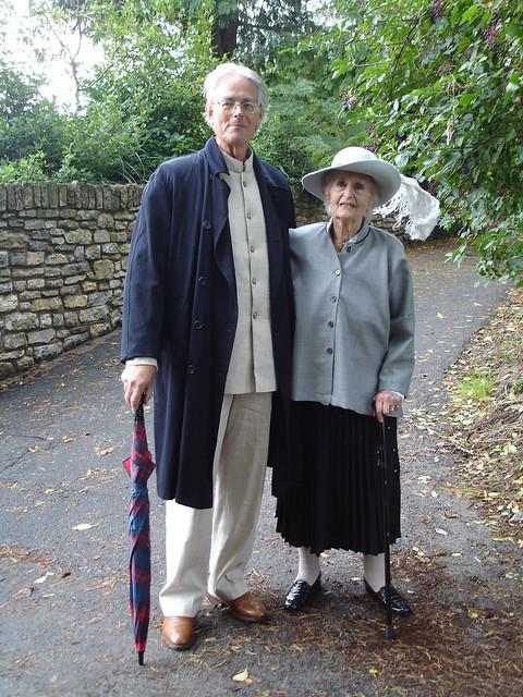 Simon and Mum 2006