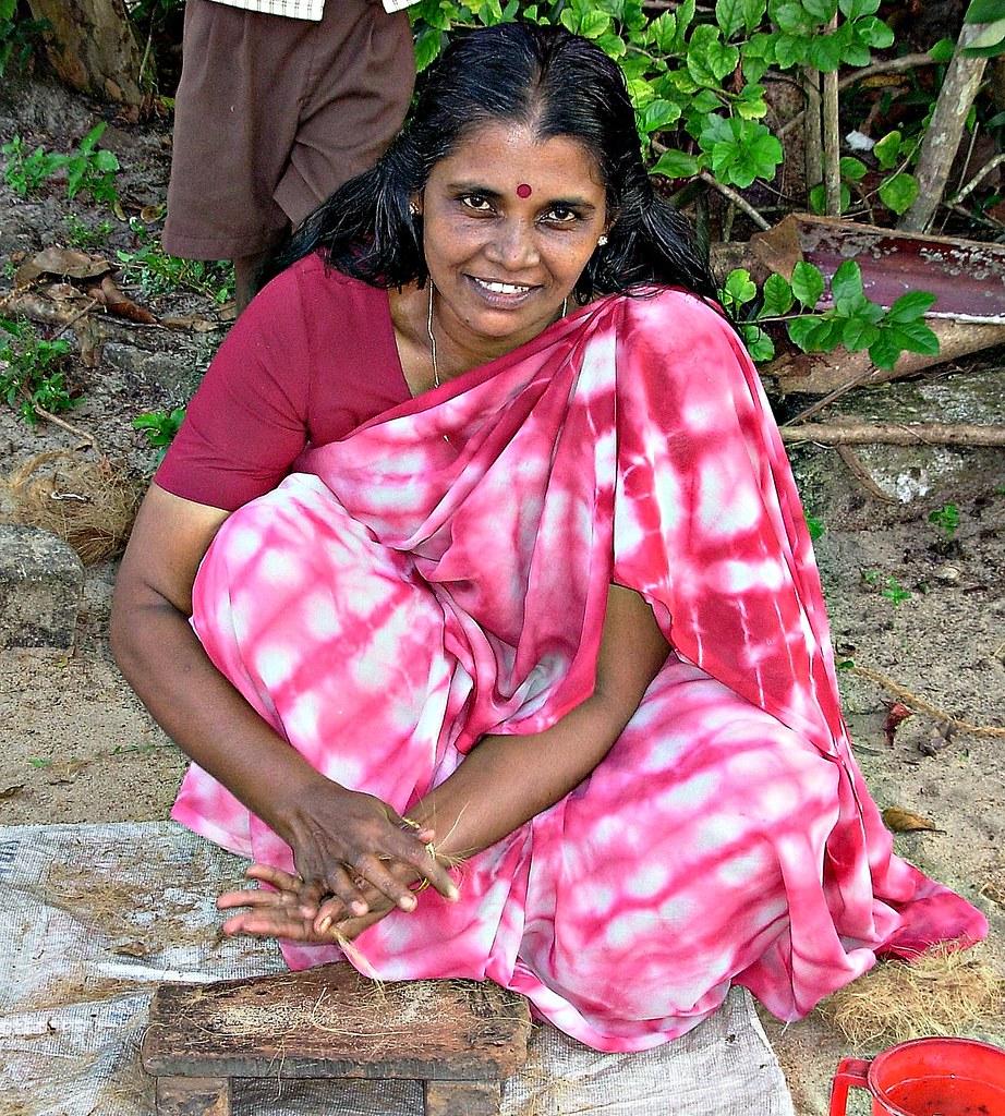 Coir Weaving - Mararikulam Village, Kerala
