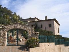 A house in la Napoule
