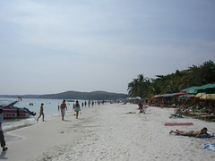 Koh Samed beach scenery