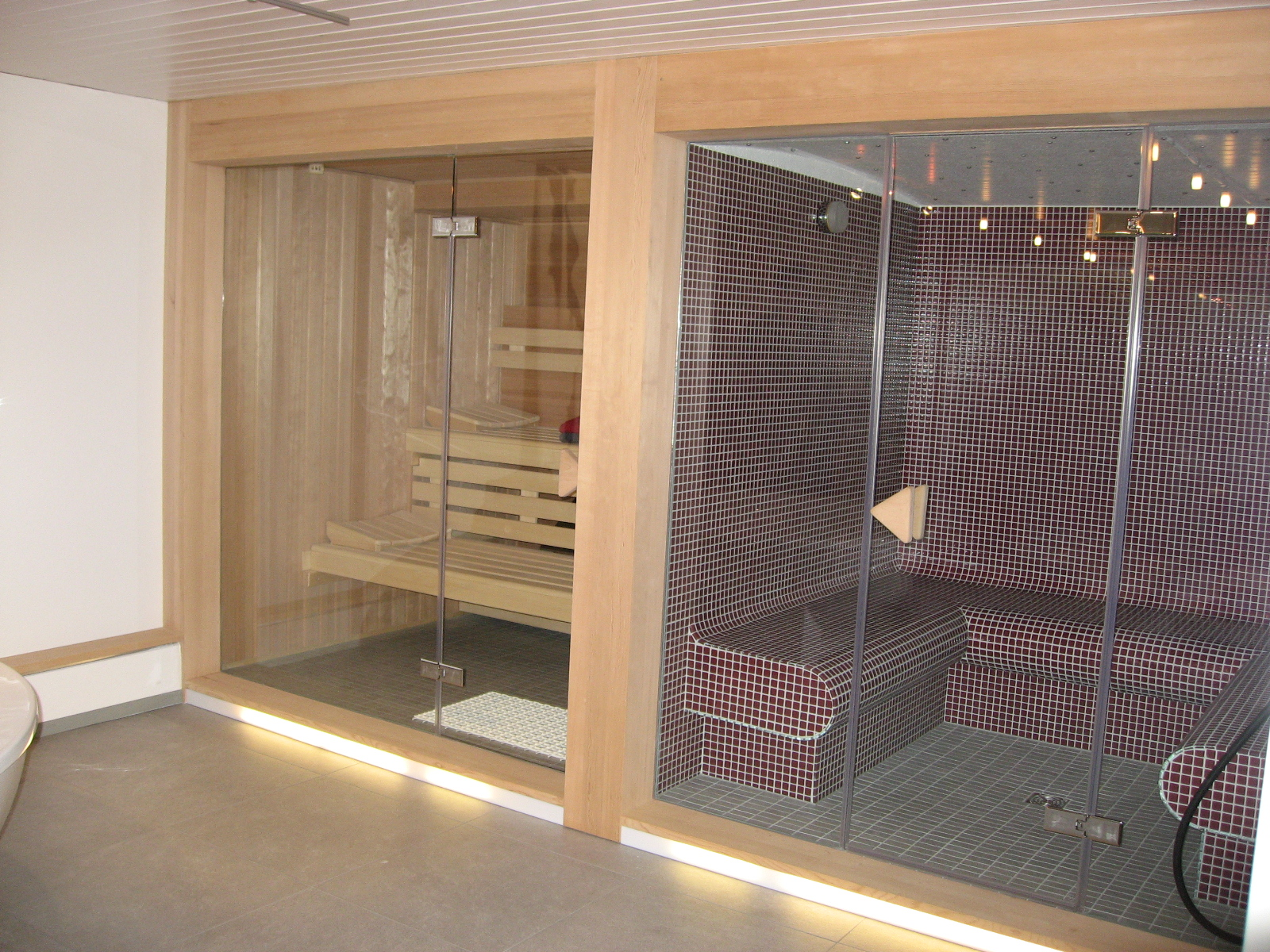 Sauna And Steam Room Flickr Photo Sharing