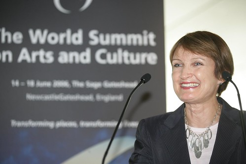 Rt Hon Tessa Jowell MP, Secretary of State for Culture, Media & Sport, UK