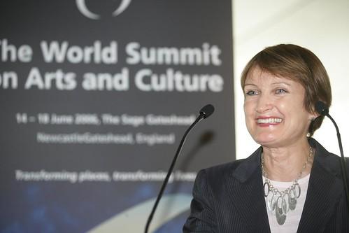Rt Hon Tessa Jowell MP, Secretary of State for Culture, Media & Sport, UK