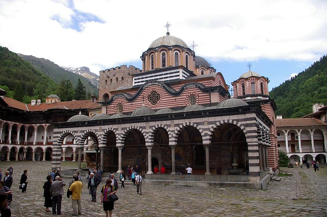 Rila Monastery, Bulgaria June 2006 0002