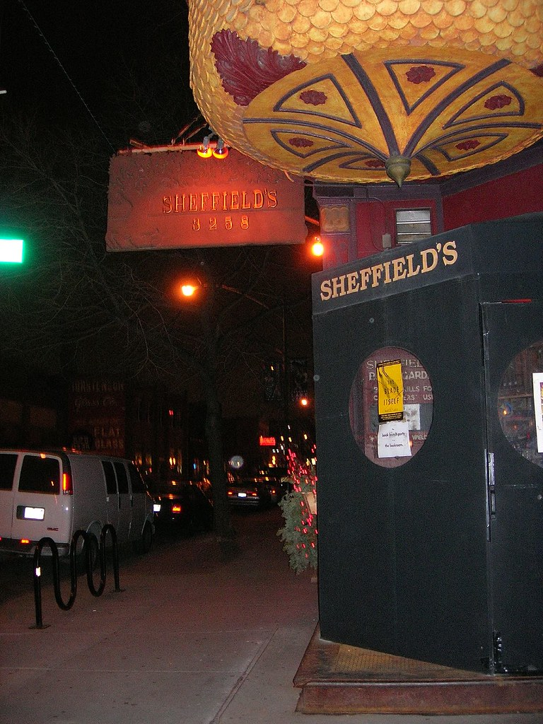 Sheffield's, Lakeview/Wrigleyville Chicago IL