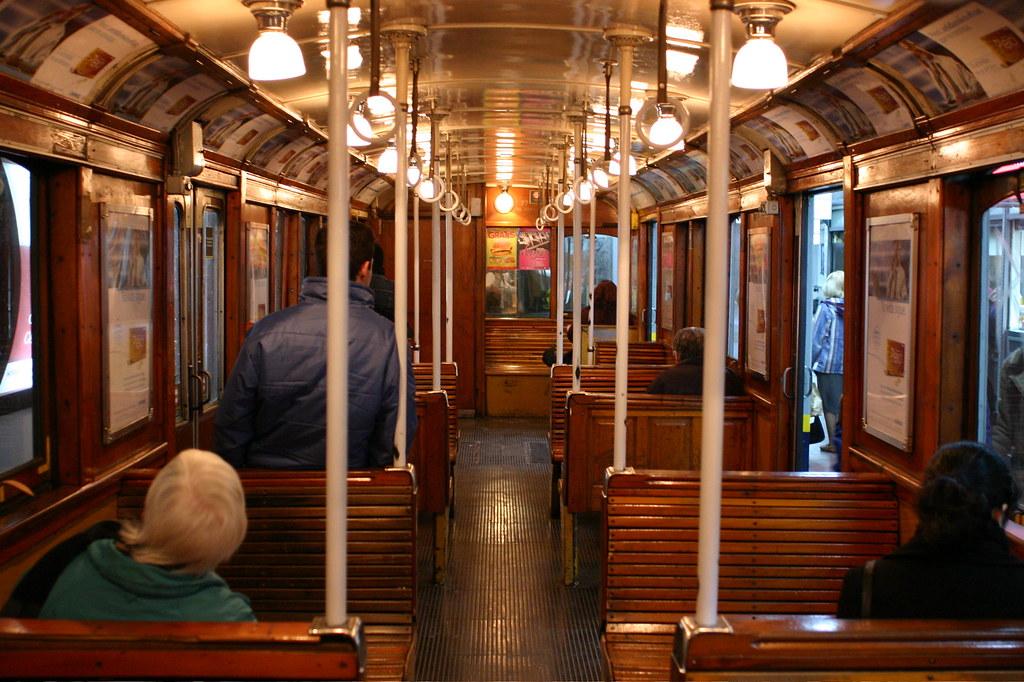 Subte Linea A - Buenos Aires