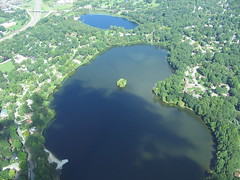 Silver Lake and Crystal Lake