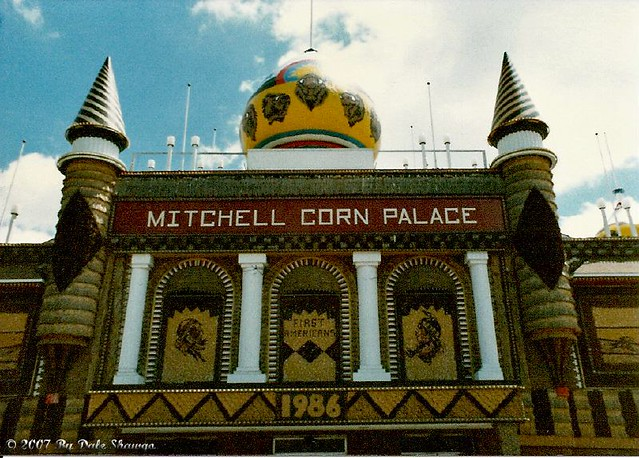 Mitchell Corn Palace  Flickr  Photo Sharing